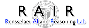 Rensselaer Artificial Intelligence and Reasoning Laboratory